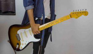 電吉他課程教學